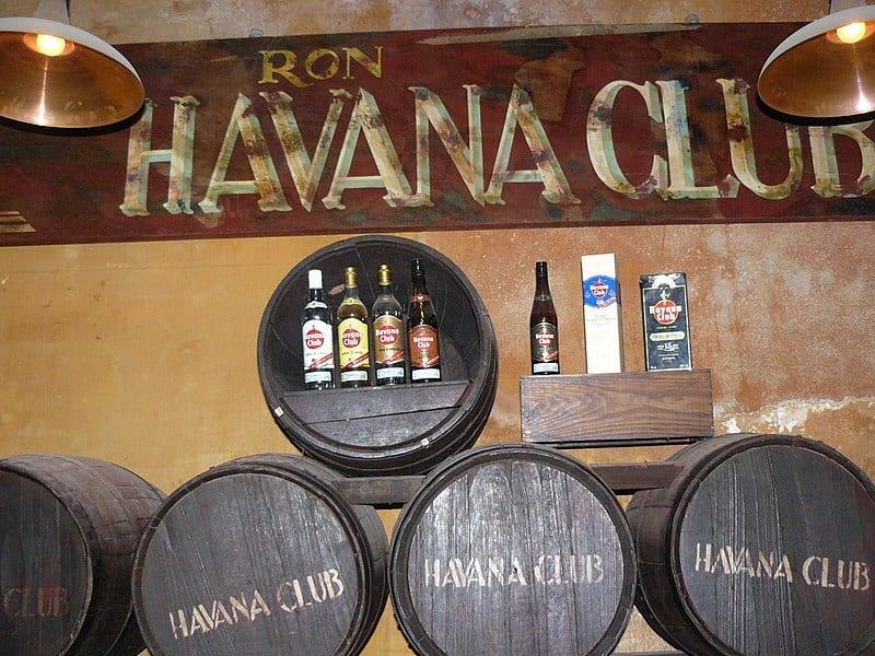 Museo de historia del ron Havana Club