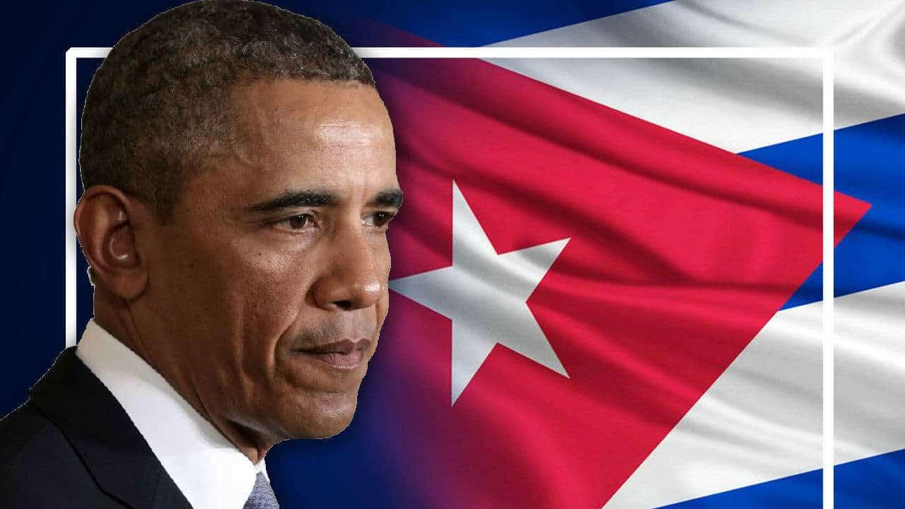 Obama piensa viajar a Cuba