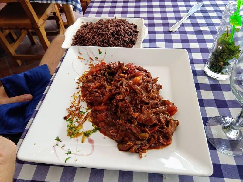 Cultura gastronómica de Cuba