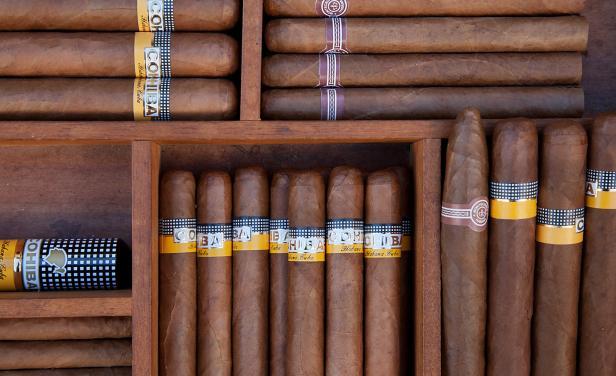 Las 5 mejores marcas de cigarros cubanos