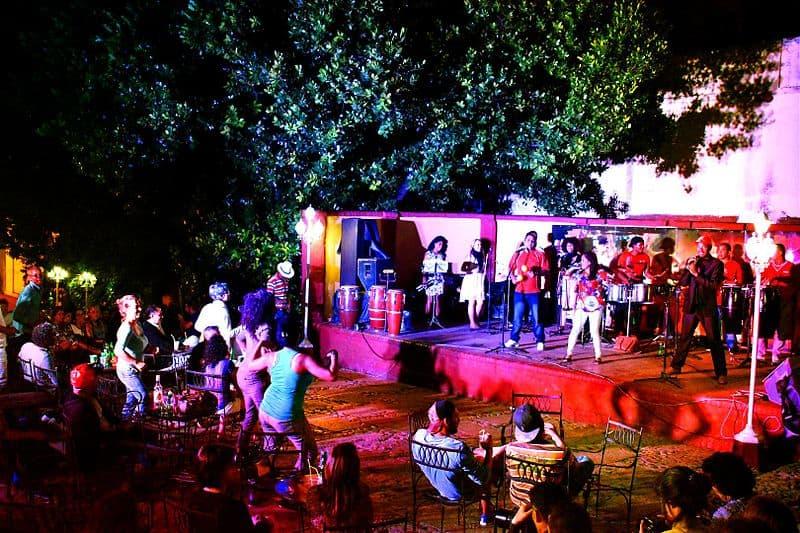 Casa de la Música de Trinidad, Cuba