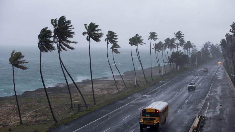 Tormenta en Cuba