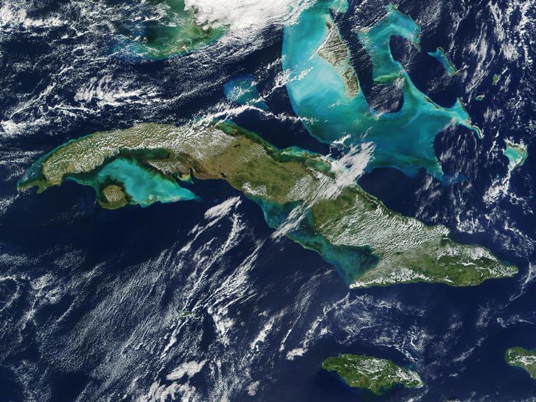 Cuba y la Nasa podrían realizar proyectos de cooperación científica (Nasa)