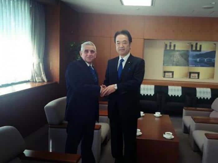 Ambas naciones ampliarán la colaboración en el sector energético de ambas naciones (Embajada de Cuba en Japón)