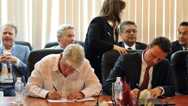 Unilever se podrá instalar en la Zona Especial del Puerto de Mariel después de haber sido autorizada por las autoridades cubanas (El Diario/EFE)