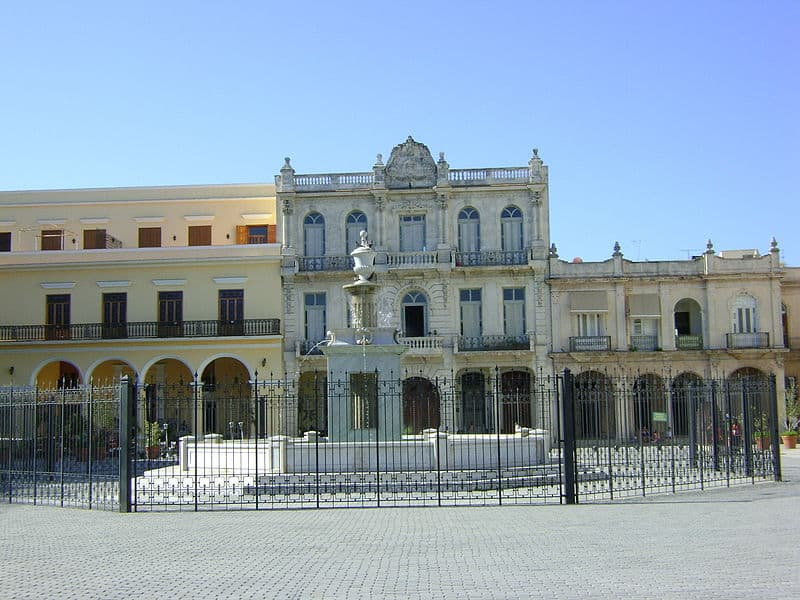 No puedes de jar de visitar La Habana Vieja
