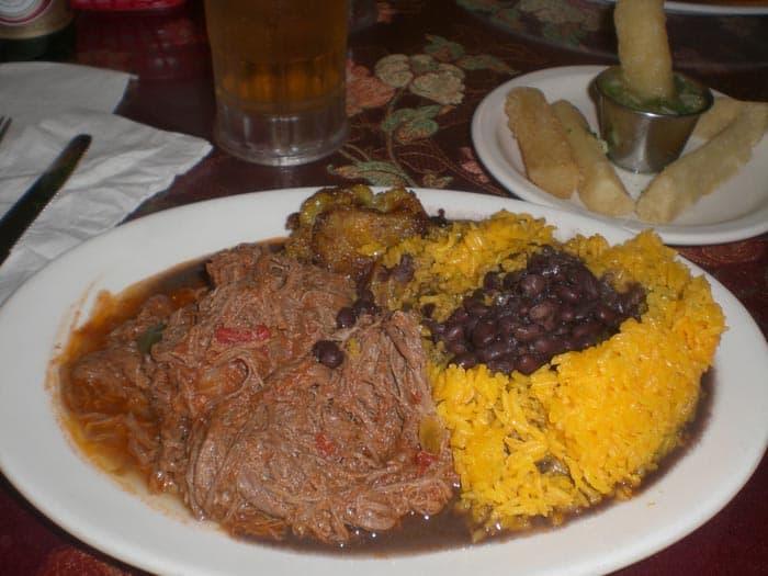 Comida de Cuba