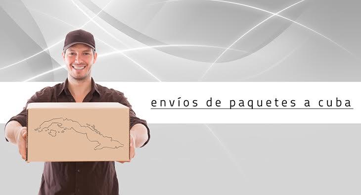 Envios de paquetes a Cuba