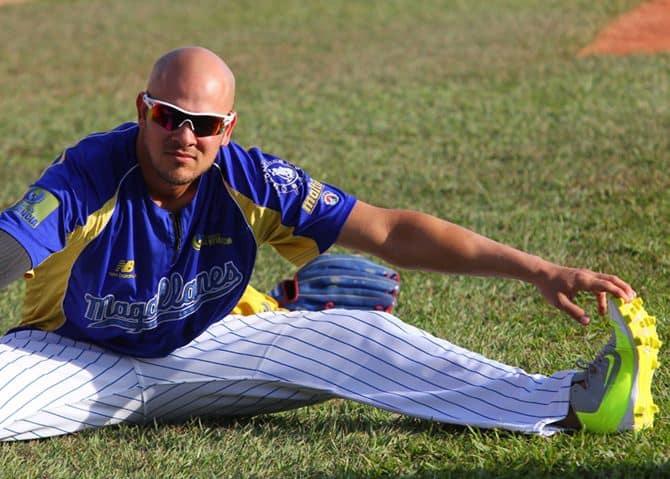 Cubanos brillan en el beisbol venezolano