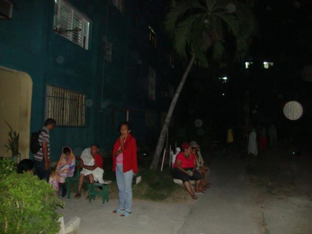 Multiples temblores sacuden a Santiago de Cuba