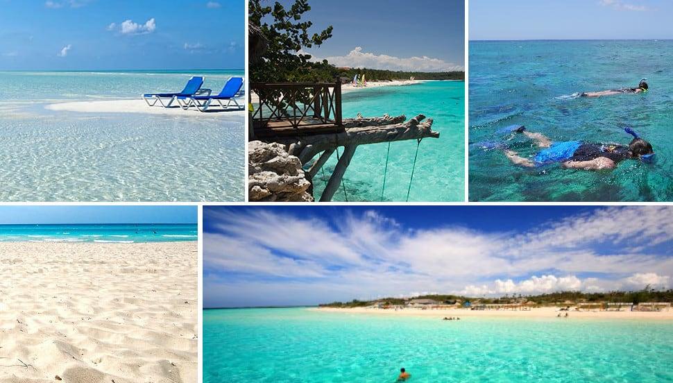 La 12 mejores playas en Cuba