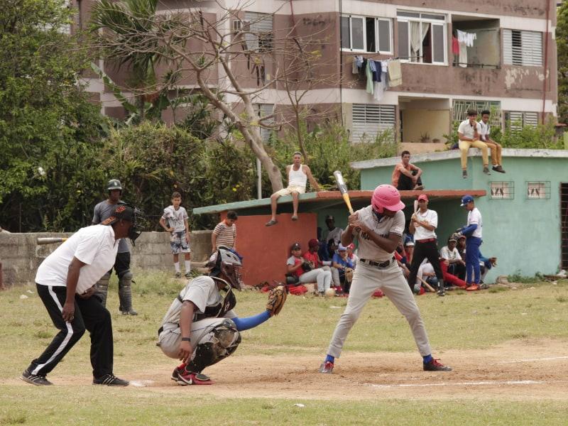 El deporte está arraigado entre las costumbres cubanas