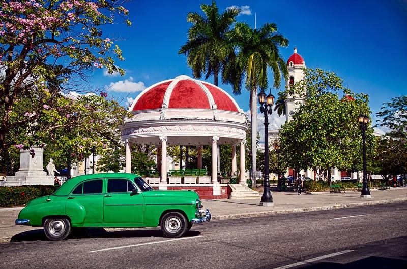 Top 5 lugares para visitar en Cienfuegos