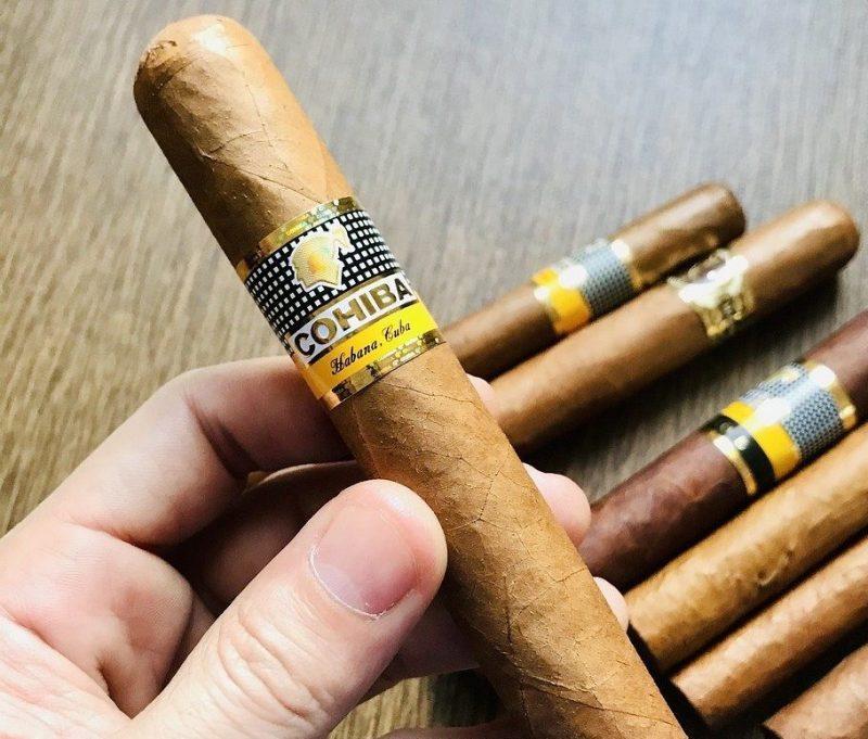 Cohibas es una de las marcas de tabaco más prestigiosas