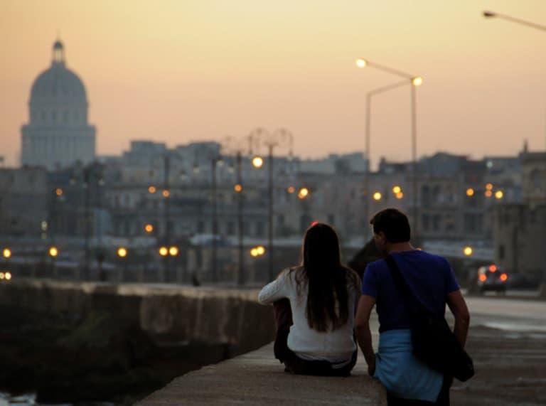 dia del amor y la amistad en Cuba