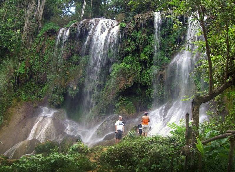 Cascadas El Nicho, un lugar maravilloso para visitar en un viaje a Cuba