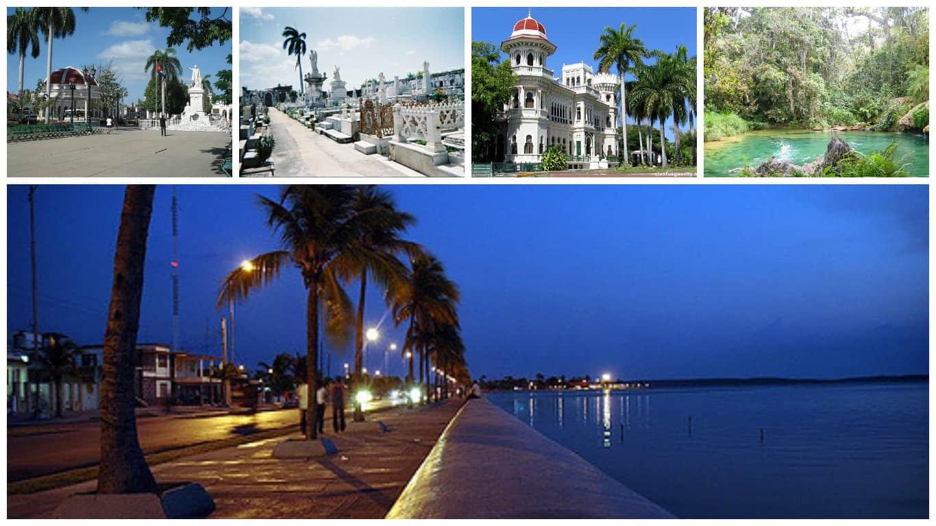 Top 5: lugares que debes visitar en Cienfuegos