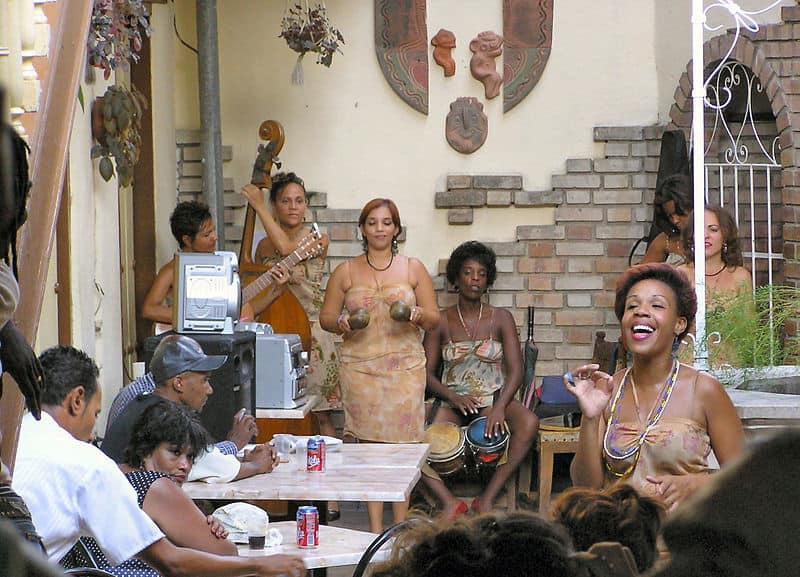 Santiago de Cuba perla musical