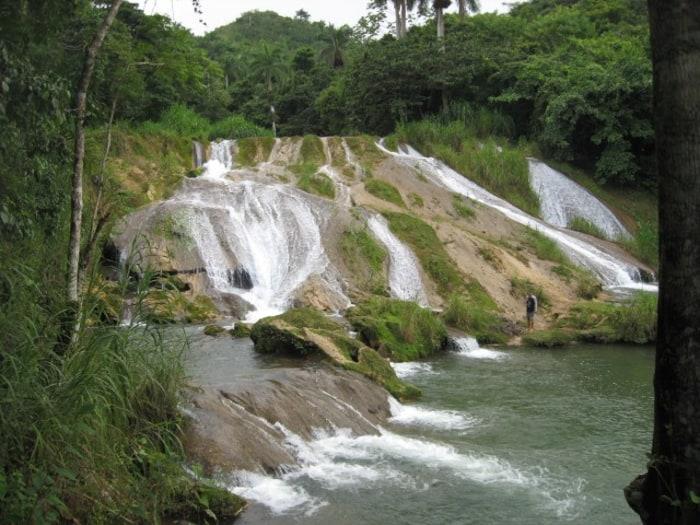 Cascadas El Nicho