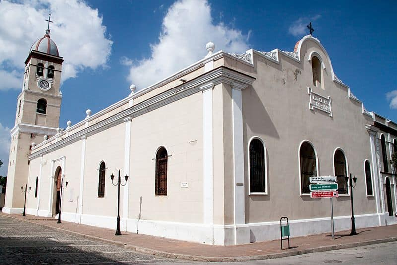 Catedral de Bayamo, Cuba