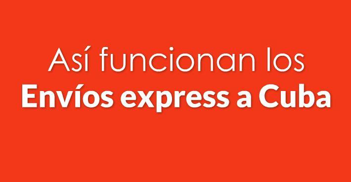 Envíos express a Cuba - Las mulas