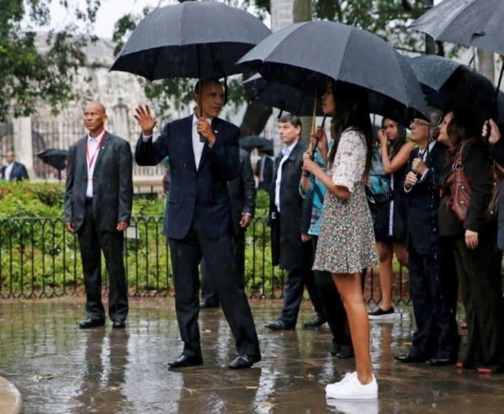 Presidente Obama en Cuba