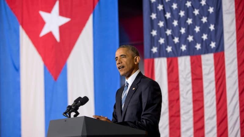 Obama EEUU Cuba