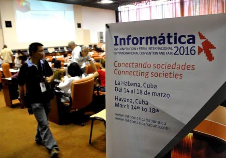 convención internacional informática 2016