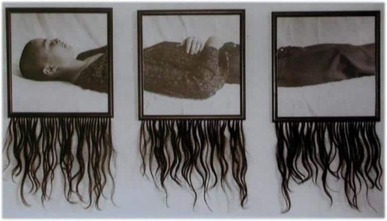 obra de artista cubana Aimeé García