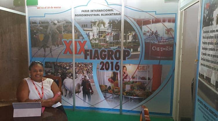 Feria Internacional Agroindustrial en Cuba