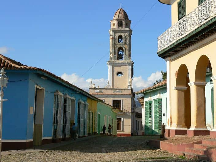 El Iberostar Grand Hotel, una excelente alternativa en Trinidad