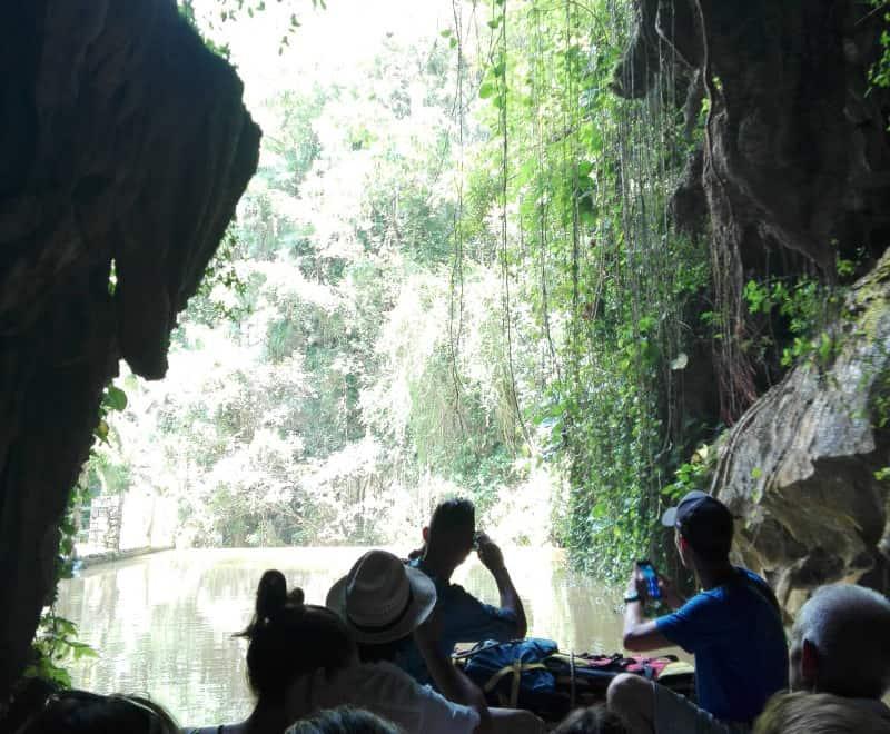 La Cueva del Indio es un gran lugar para visitar en Viñales, Cuba