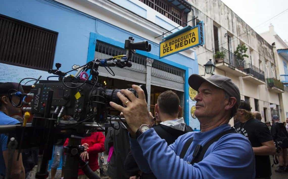 Film Pelicula China Amores en Cuba