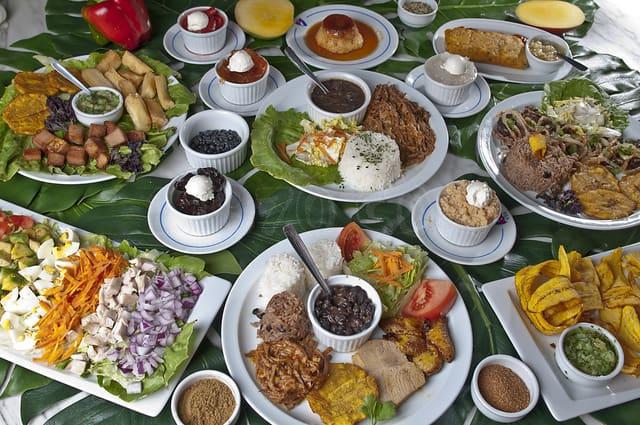 Top 5: Platos típicos de la gastronomía cubana