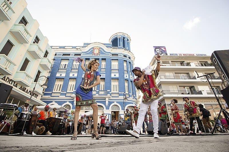 A Bailar Rumba Cubana