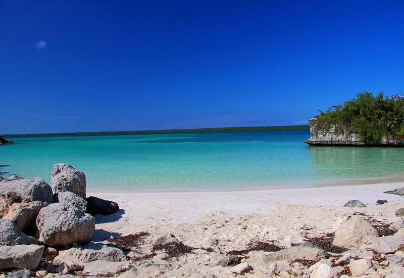 Playa cerca del Hotel Villa Las Brujas