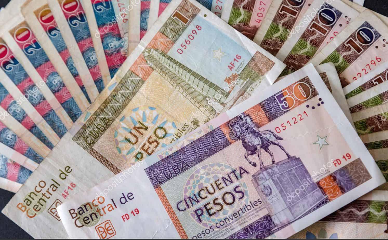Cambio de euro a CUC cubano