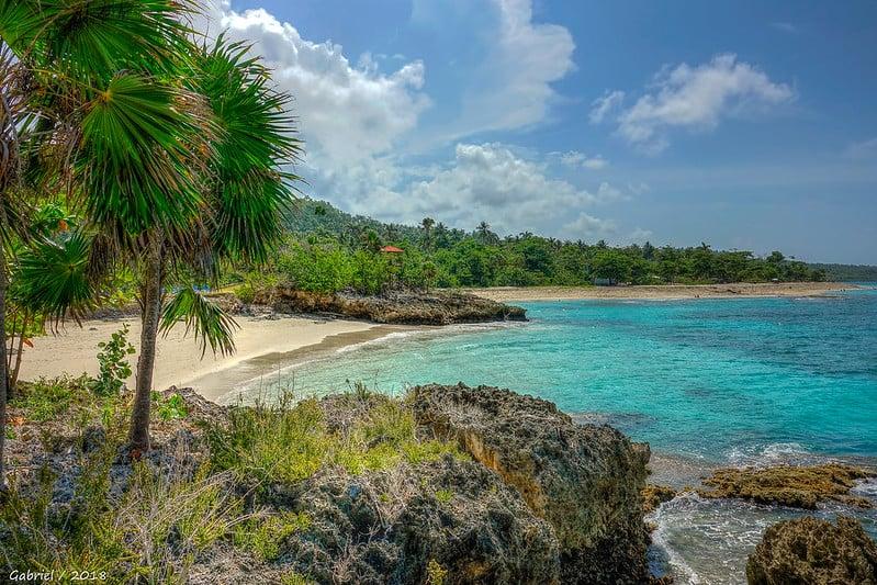 Maguana, una de las hermosas playas de Baracoa