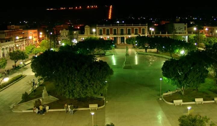 Holguín tiene hermosos parque para visitar (wikimedia)