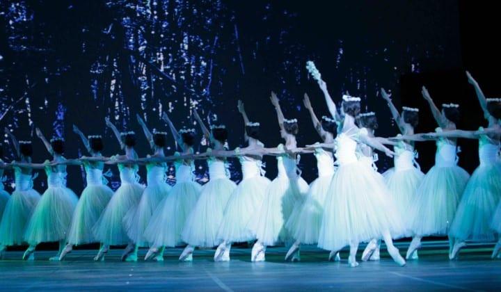 """La obra """"Giselle"""" es una de las más famosas presentaciones dle Ballet Nacional de Cuba (Caracteres)"""