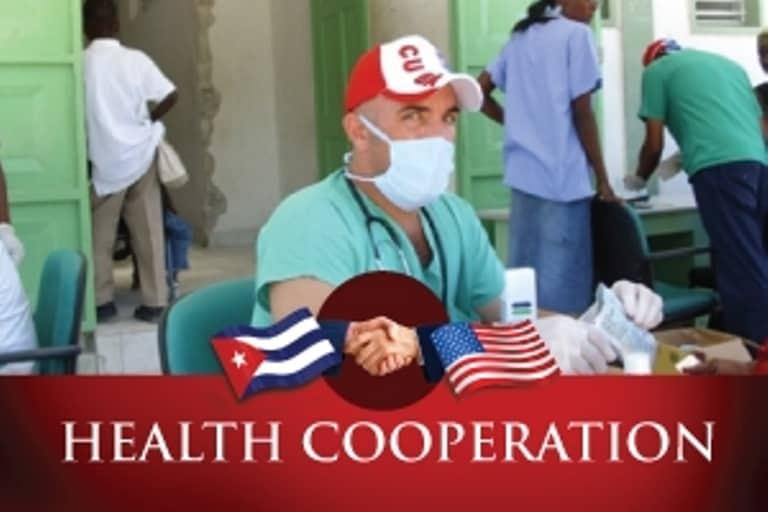 Acuerdos en Temas de Salud entre Cuba y E.E.U.U