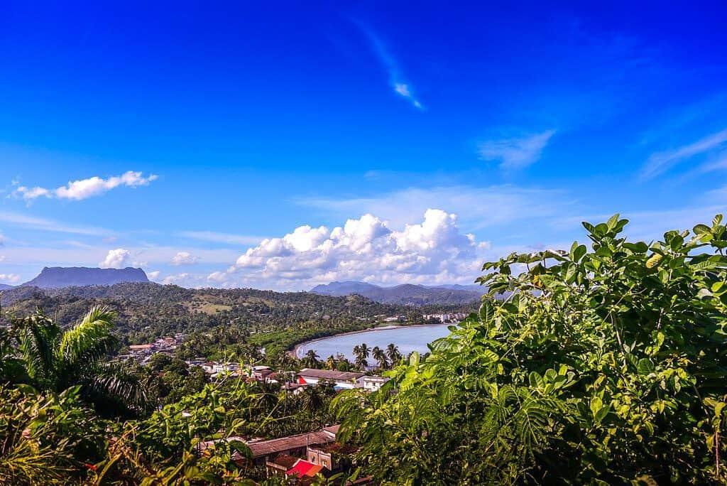 Las Playas de Baracoa