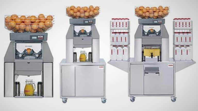 Zummo es una empresa española la cual se dedica a la fabricación y distribución de equipos de cocina, específicamente hacia el área de los exprimidores de cítricos por todo el mundo