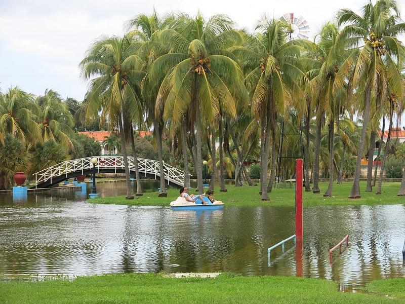El Parque Josone