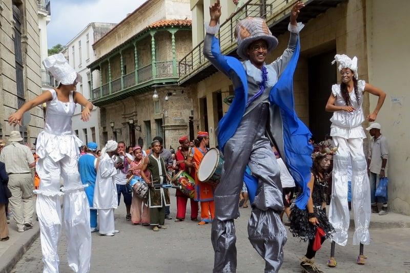 La alegría del Cubano, razón para amar a Cuba