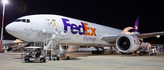 Los Estados Unidos acaba de autorizar los vuelos de carga a Cuba. FOTO: FedEx.com