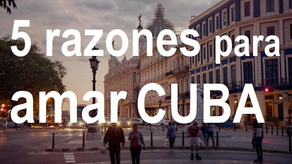 Amar a Cuba