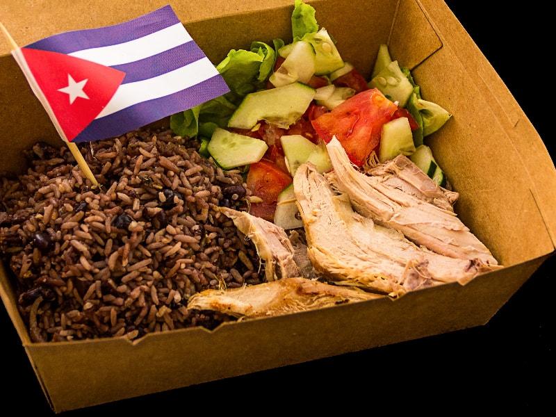 Comida cubana en Miami