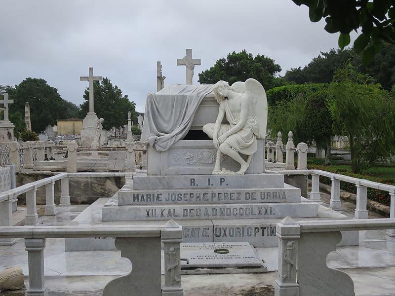 El Cementerio Cristóbal Colón, un destino diferente en Cuba