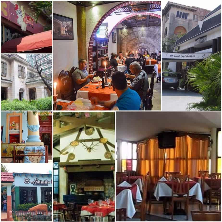 12 Restaurantes Económicos en La Habana